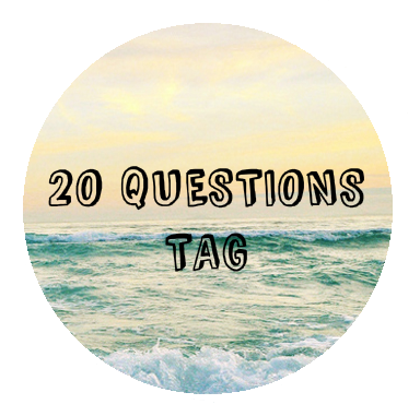 20 Questions Tag!