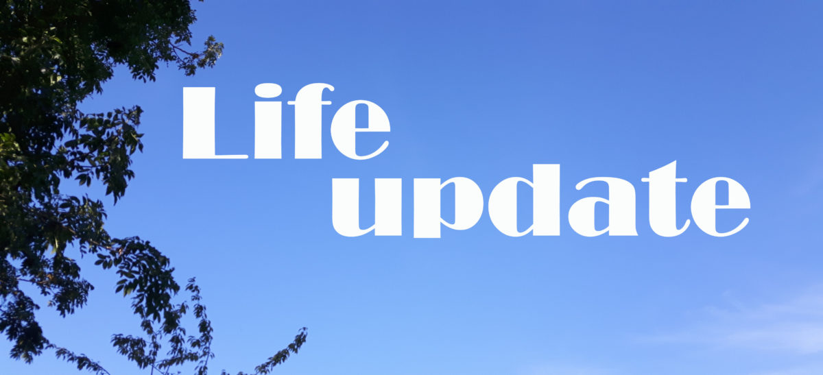 Life Update ~ Carers, Hoists and OT's