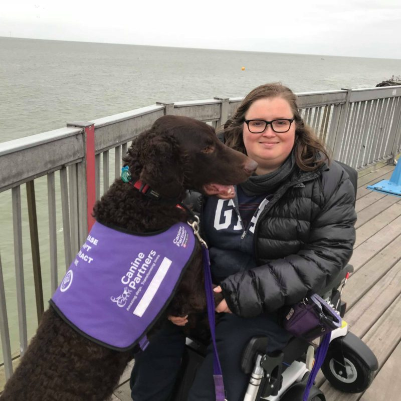 Interview | Life with my Assistance Dog