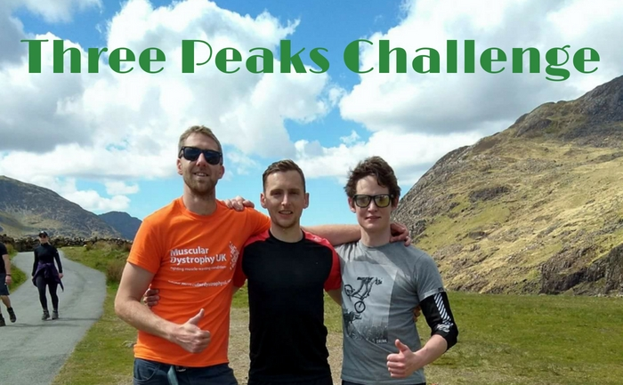 Going The Extra Mile for MDUK