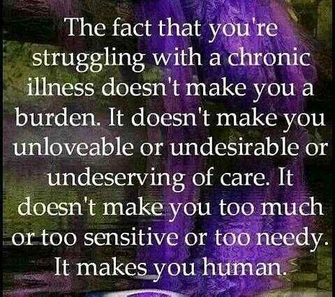 Disability & Self Worth | You are not unloveable